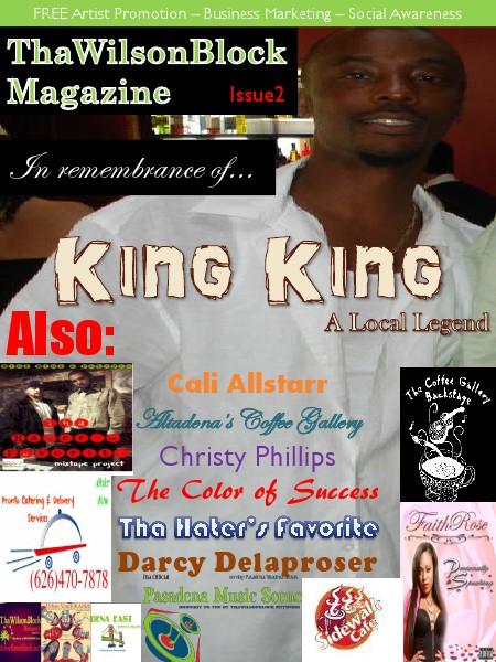 ThaWilsonBlock Magazine Issue28 Issue2