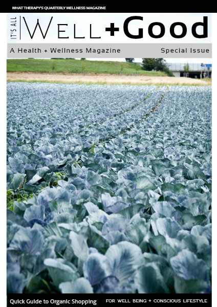 It's All Well+Good Magazine | A Quarterly about Life Quick Guide to Organic Shopping