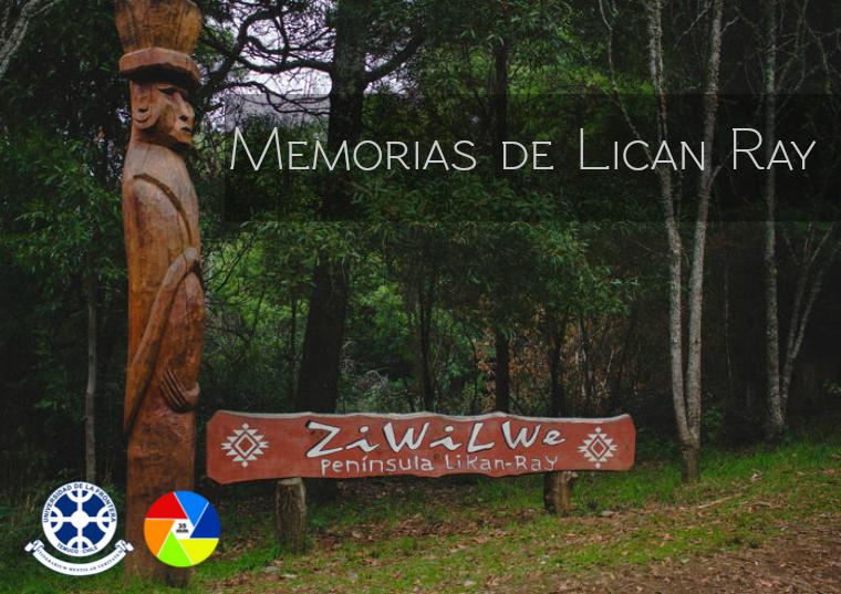 Memorias de Lican Ray. junio,2015
