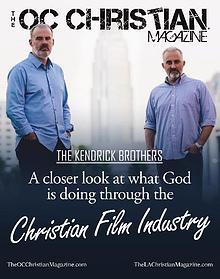 FALL  2015 OC CHRISTIAN  MAGAZINE