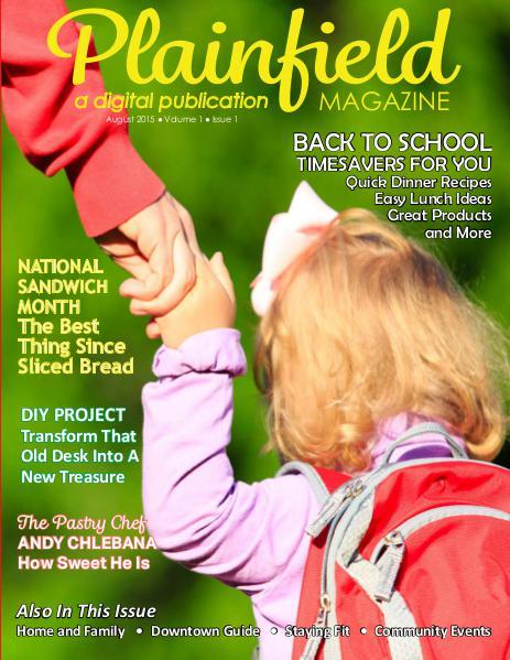 Plainfield Magazine August 2015