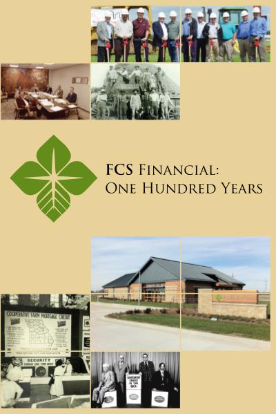 FCS Financial: One Hundred Years July 2016