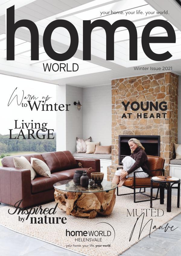 Homeworld Magazine Winter 2021