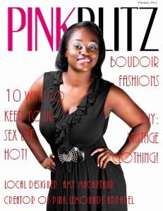 PinkBlitz Magazine February 2014