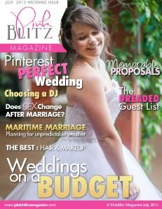 PinkBlitz Magazine July 2013