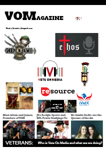 Vets On Media September 2013 Issue