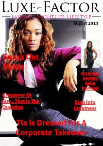 August 2013 volume 6