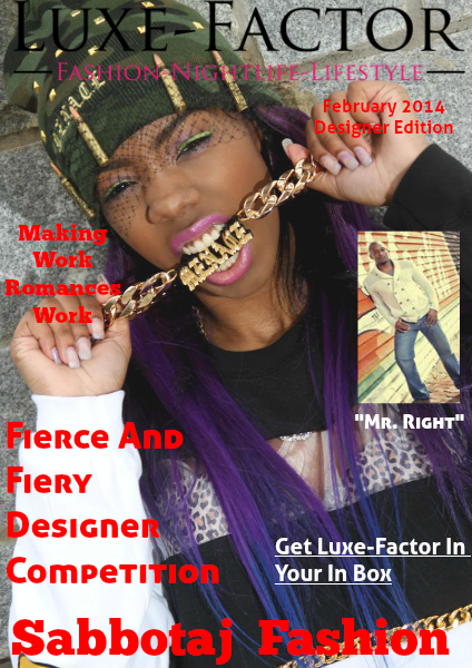 February 2014 Designer Edition