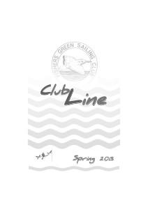 Club Line Spring 2013