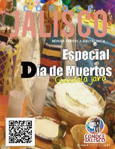 ConoceJalisco   Guía Turistica en Jalisco Día de Muertos en Guadalajara