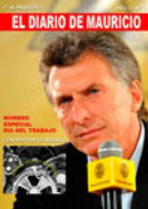 El Diario de Mauricio Número 2 - 1° de mayo 2013