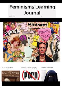Feminisms Learning Journal