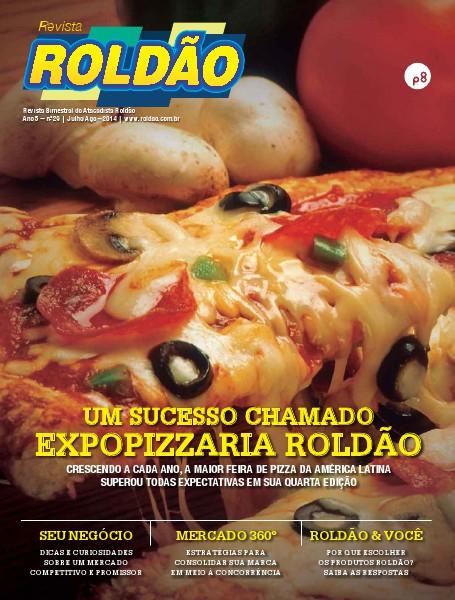 Revista Roldão - ExpoPizzaria ExpoPizzaria na Revista do Roldão