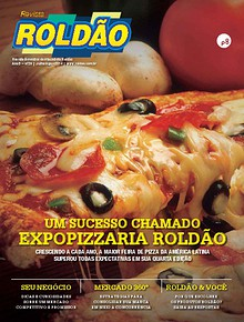 Revista Roldão - ExpoPizzaria