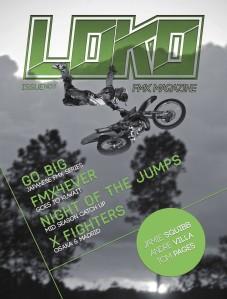 Loko FMX Magazine Issue No. 1