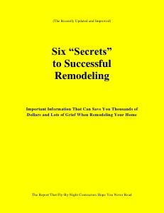 six secrets April 2013 Issue 1