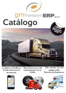 Catálogo GM Transport Mayo 2013