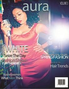 Aura Magazine Vol 3