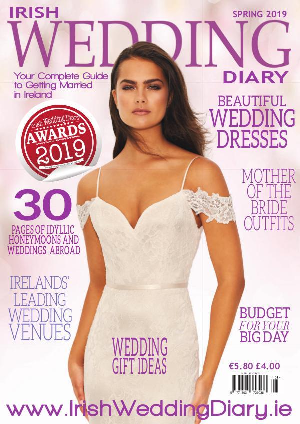 Irish Wedding Diary Spring 2019