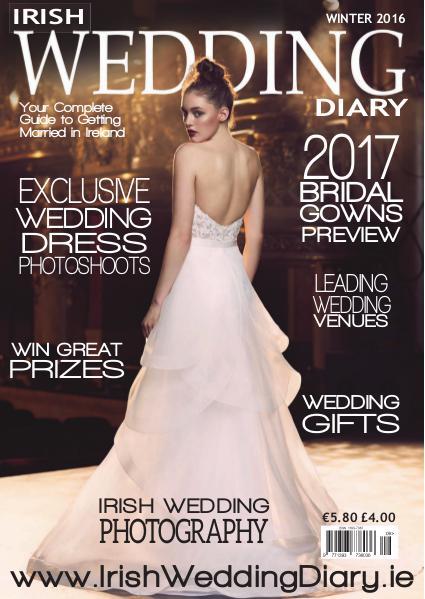 Irish Wedding Diary Winter 2016