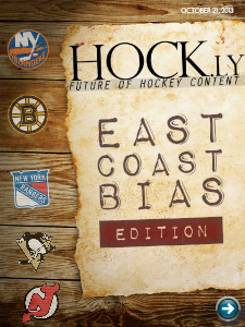HOCK.ly - Future of Hockey Content East Coast Bias Edition