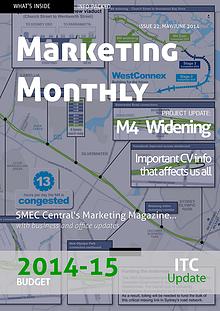 SMEC Marketing Monthly