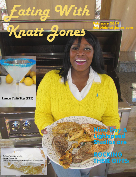 Eating With Knatt Jones February 2014