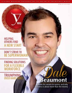 YMag Issue 3, April 2013