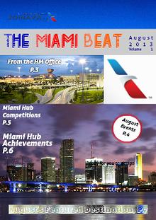 American Virtual Airlines Magazine