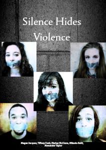 Silence Hides Violence April 2013