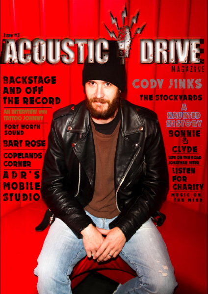 Acoustic Drive Magazine Issue #3