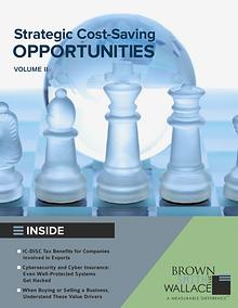 Strategic Cost-Saving Opportunities