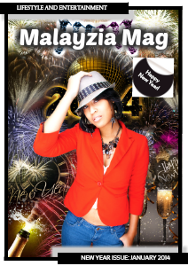 The NEW YEAR Issue