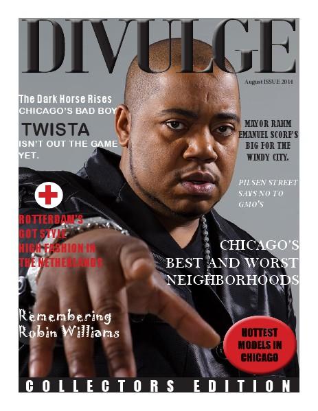 Divulge Magazine issue 2 sept Issue 1