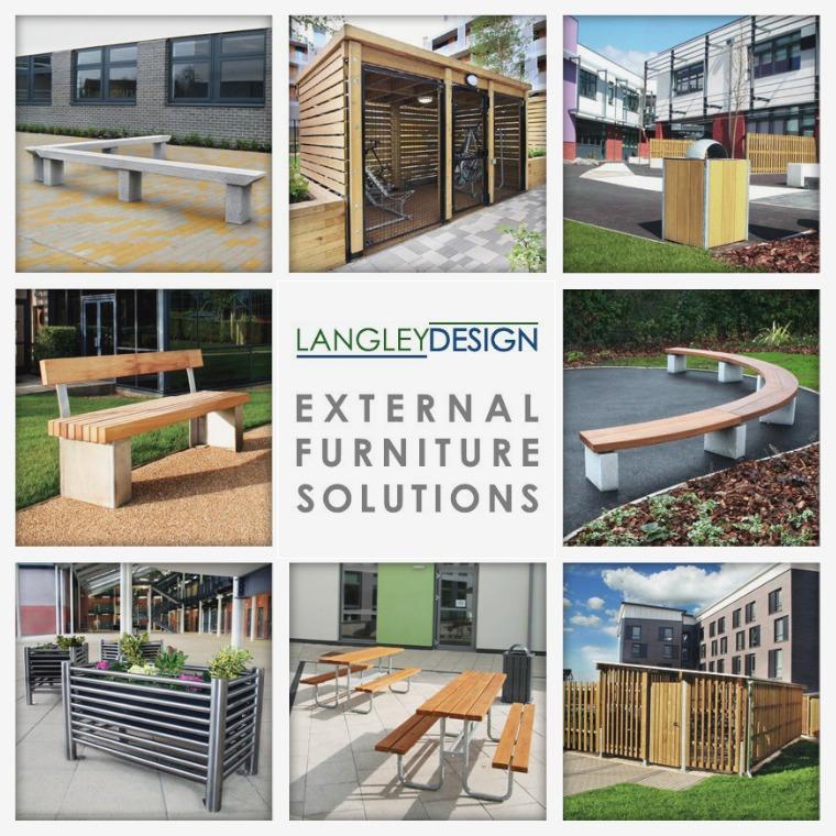 Langley Design Street Furniture Brochure 2017