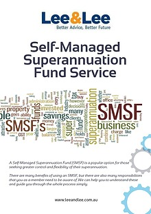 Self-Managed Superannuation Fund Service