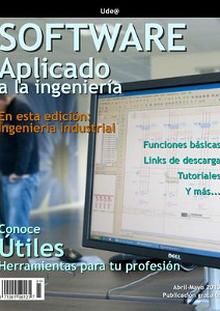 Software aplicado a ingeniería industrial