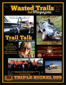 Wasted Trails 4x4 magazine June 2013 issue 2
