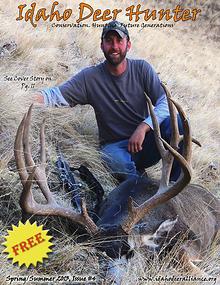 Idaho Deer Hunter Magazine