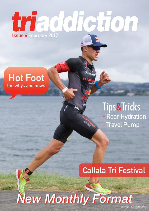 Tri Addiction Magazine Issue 4 - February 2017