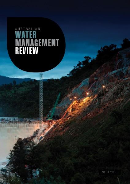 Australian Water Management Review Vol. 1 2014