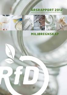 RfD Årsrapport 2012