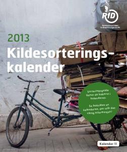 Kildesorteringskalender 2013 Kalender 11