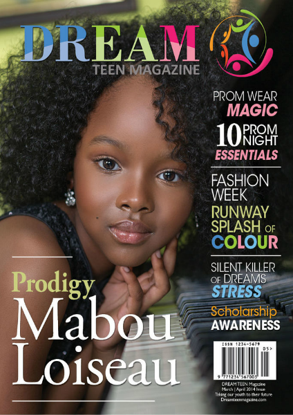 DREAM TEEN Magazine March | April Preseason 2014 Issue