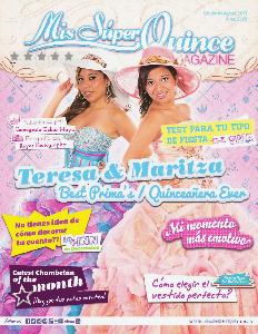 Mis Súper Quince Magazine Agosto, 2013
