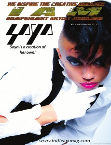 Independent Artist Magazine October/November 2013