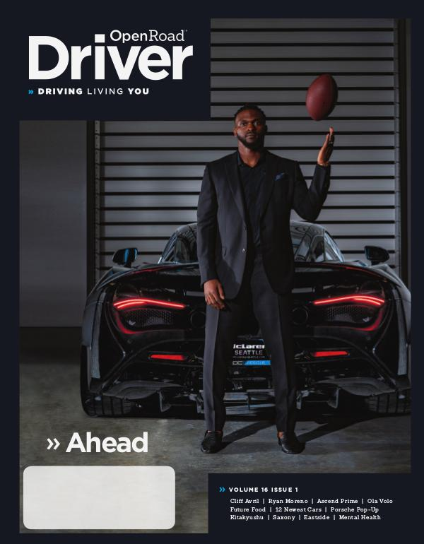 OpenRoad Driver Volume 16 Issue 1