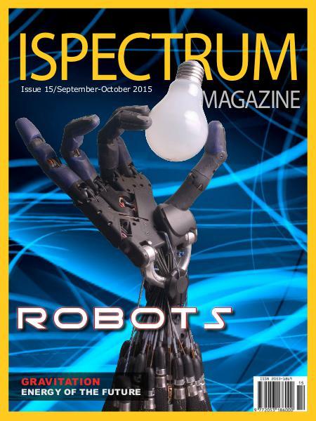 Ispectrum Magazine #15