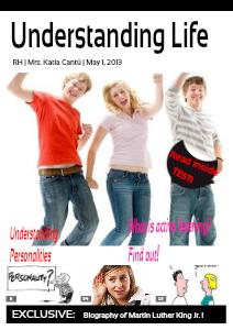 Understanding Life For RH