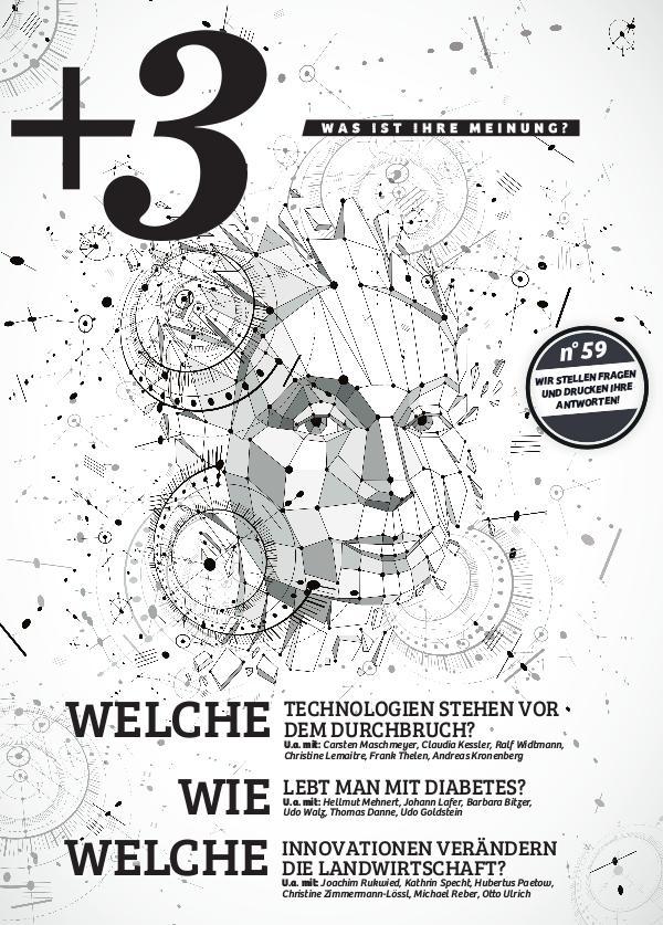 +3 Magazin November 2019